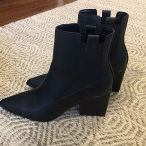 NIB Kendall and Kylie Booties